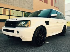 Range Rover Sport Supercharged 2009