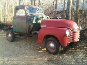 1947 Chevy Project Truck - $3900 obo