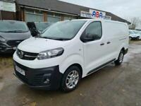 2019 Vauxhall Vivaro 2900 1.5d 100PS Dynamic L2H1 Van Panel Van Diesel Manual