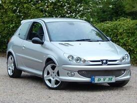 Peugeot 206 2.0 16v ( dig a/c & climate control ) 2005MY GTi 180