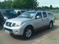 Nissan Navara dCi Tekna Connect 4x4 Double Cab DIESEL MANUAL 2012/12