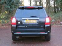 2008 Land Rover Freelander 2.2 Td4 HST AUTO SAT NAV LEATHER ESTATE Diesel Automa