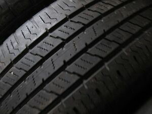 4- p225/65r17  Hankook  a/s tires (  75% or more )