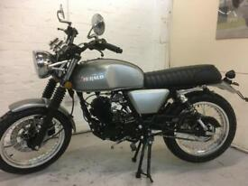 2018 HERALD CLASSIC 125cc BUY FROM AS LITTLE AS £62.94 PER MONTH