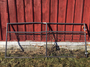 fence gate 10'