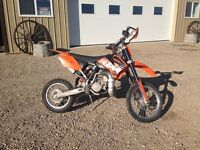 REDUCED! 2008 KTM 85SX