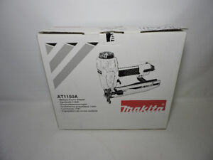Makita 16-Gauge 7/16-in Medium Crown Stapler