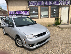 2007 FORD FOCUS SE AMAZING CONDITION
