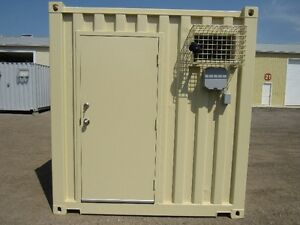 High Security Mobile Office Container Kitchener / Waterloo Kitchener Area image 3
