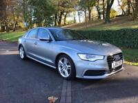 Audi A6 Saloon 3.0TDI ( 204ps ) Multitronic ( C7 ) 2011MY S Line