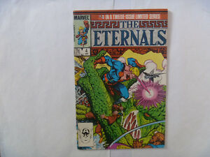 THE ETERNALS Comics by Marvel