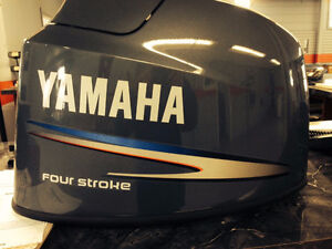 OUTBOARD COWLINGS - YAMAHA AND MERCURY - NEW and USED Peterborough Peterborough Area image 6