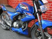 KEEWAY RKS SPORT 125 FANTASTIC 125cc MOTORCYCLE PRE REG OFFER