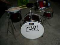 first act drums