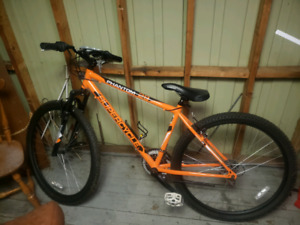 Supercycle mountain bike ( new )
