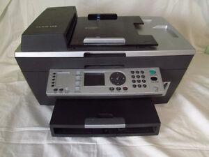 Lexmark X8350 All In One Inkjet Printer, Copy, Scan, Fax, Manual