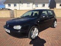 VW Golf 1.9 TDI Final Edition, 2003, Full Years Mot, 2 Previous Owners