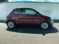 Fiat 500 lounge 2019 TOP OF THE RANGE 18 MONTHS FREE GOLD COVER WARRANTY