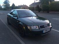 Audi a4 sport 1.8 20v petrol