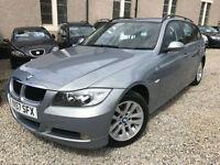 ✿57-Reg BMW 318D SE TOURING, ESTATE, 320D, DIESEL ✿LOW MILEAGE✿