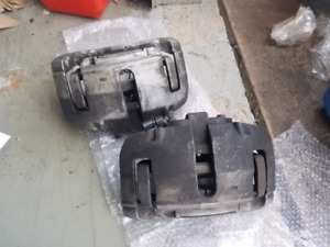 Audi a8 d3 w12 front calipers