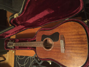 Guild 12-string acoustic