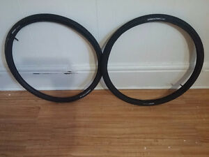 26×1.25 Kenda tires and tubes