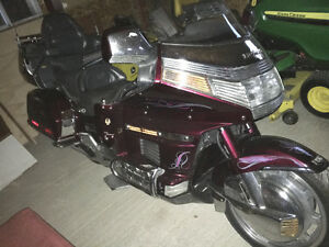 Honda Goldwing SE