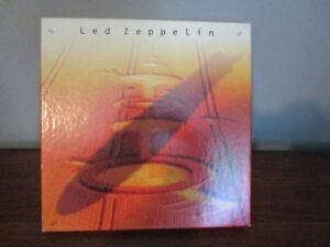 Led Zeppelin 4 CD boxed set with booklet