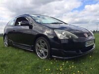 HONDA CIVIC TYPE R 2004 FACELIFT **HPI CLEAR** (px cupra fr gti)