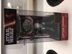 Star Wars bobble head collectables