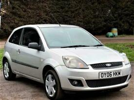 image for 2006 Ford Fiesta 1.4 Zetec 3dr [Climate] HATCHBACK Petrol Manual