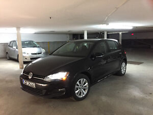 2016 Volkswagen Golf Comfortline Berline (REPRISE DE LOCATION)