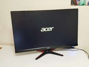 """Acer 27"""" 1080p HD 75Hz 1ms GTG LED Gaming Monitor"""