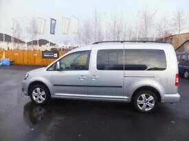 Volkswagen CADDY MAXI C20 LIFE TDI S WHEELCHAIR ACCESSIBLE VEHICLE