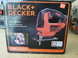 Black&Decker Bare Jigsaw-SEALED IN BOX-