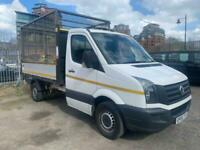 2016 Volkswagen Crafter Tipper cage, Crafter tipper cage, 3.5t tipper cage
