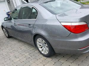 BMW 535i turbo 6500$