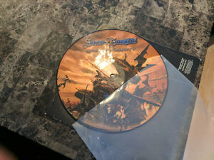 VYNIL picture disc LUCA TURILLI demonheart, neuf