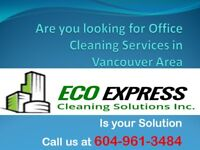Downtown Vancouver Commercial Cleaning Services