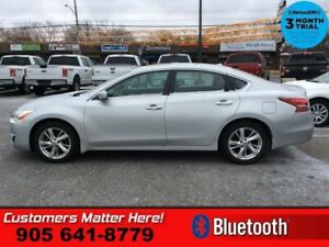 2013 Nissan Altima 2.5 SV  ROOF HTD-SEATS P/SEAT BT SMART-KEY 17