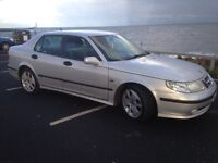 SAAB 95 VECTOR 2.0t,AUTOMATIC ,2002,FULL SERVICE HISTORY,£695!