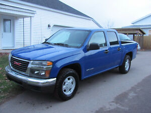 2005 GMC Canyon, 4 Door....NEW MVI & WARRANTY!!