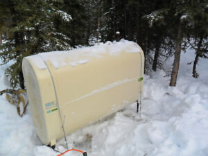 Home heating fuel tank