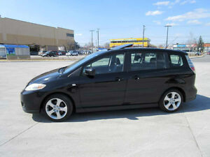 2006 mazda mazda5 sunfoor 6 passenger certified minivan. Black Bedroom Furniture Sets. Home Design Ideas