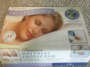 PROTECT-A-BED MATTERESS PROTECTOR