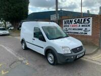 2010 10 FORD TRANSIT CONNECT 1.8 T230 HR 90 BHP**FINANCE AVAILABLE**FULL MOT** D