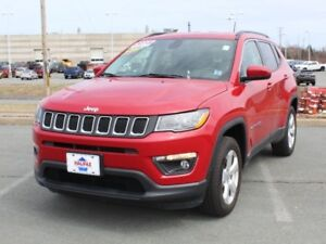 2018 Jeep COMPASS North with Leather!