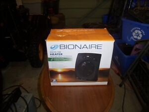 new Digital fan /heater by bionaire