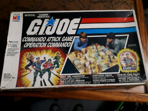 Gi*Joe board game ***SOLD PENDING***